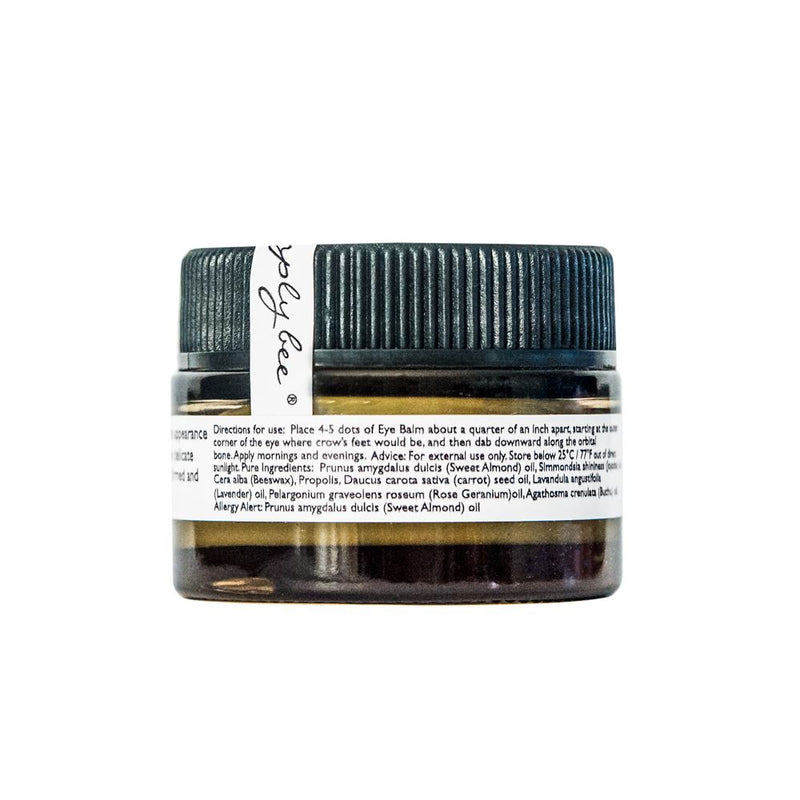 Simply Bee Propolis Eye Balm with Buchu health & body Simply Bee