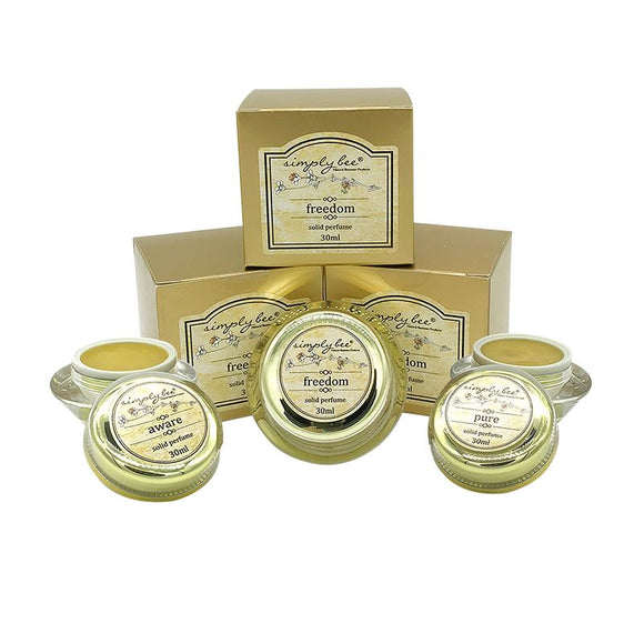 Simply Bee Solid Perfumes health & body Simply Bee