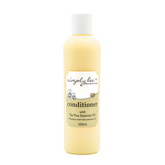 Simply Bee Tea Tree Conditioner 250ml health & body Simply Bee