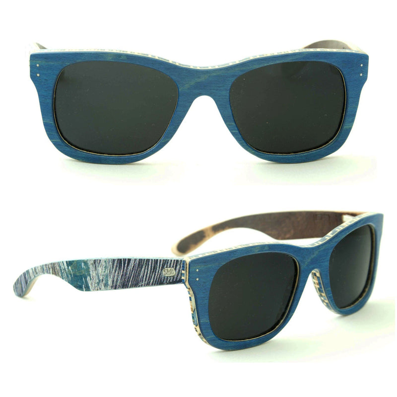 Sk8shades Layback Sunglasses clothing & accessories Sk8shades clean-blue