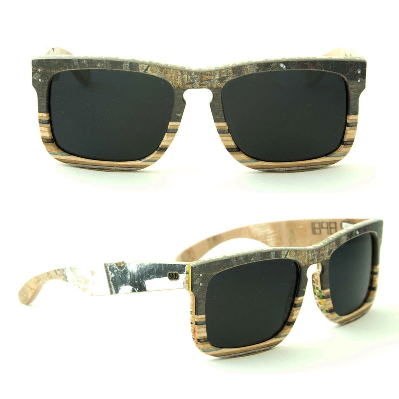 Sk8shades Scorpion Sunglasses clothing & accessories Sk8shades grey-combi