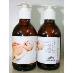 Still Pure Baby Massage & Bath Oil 200ml health & body Still Pure
