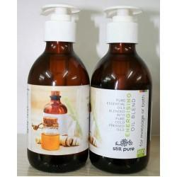 Still Pure Energising Massage & Bath Oil 200ml health & body Still Pure
