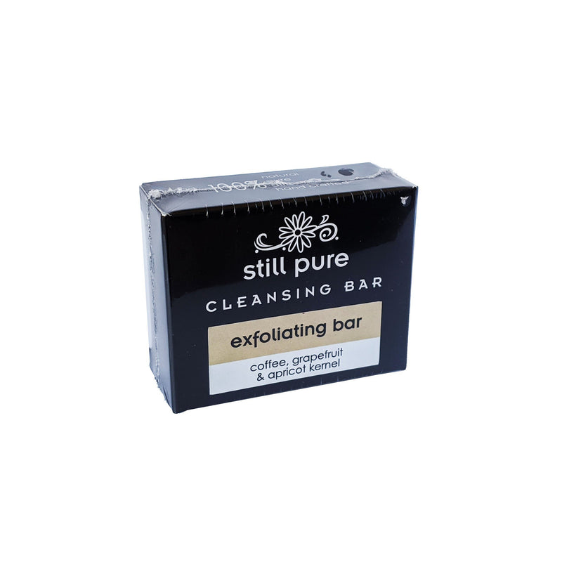 Still Pure Handcrafted Exfoliating Coffee Soap Bar health & body Still Pure