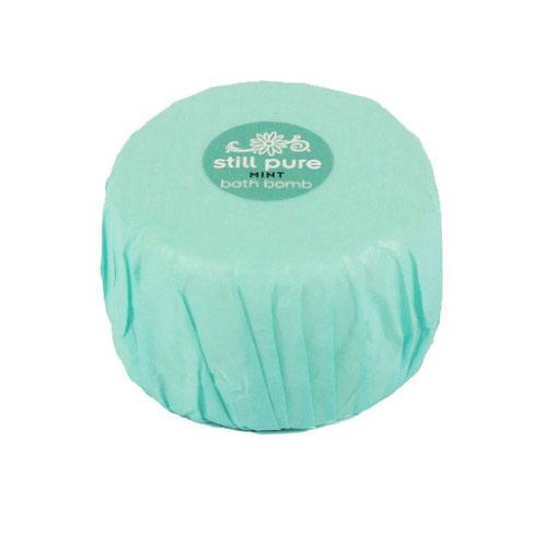 Still Pure Mint Bath Bomb 75g health & body Still Pure