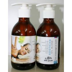 Still Pure Soothing Massage & Bath Oil 200ml health & body Still Pure