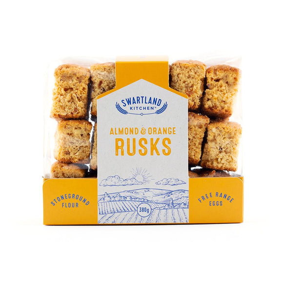 Swartland Kitchen Almond & Orange Rusks food Swartland Kitchen