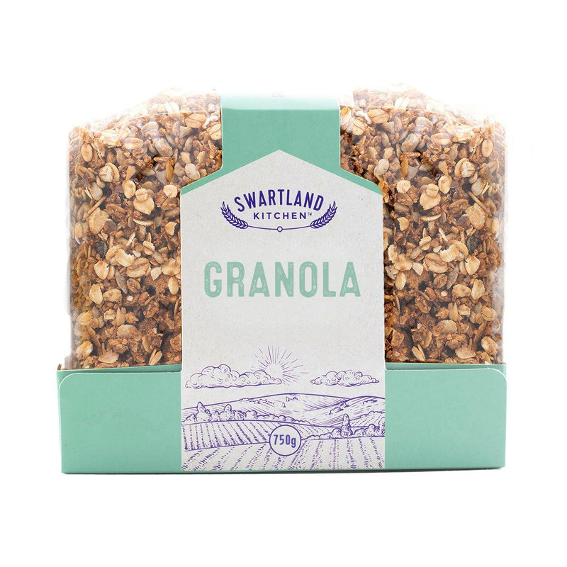 Swartland Kitchen Granola 750g food Swartland Kitchen