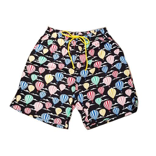 Tsotsi Mens Hot Air Balloon Shorts clothing & accessories Tsotsi Streetwear