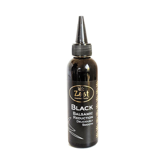 Zest Gourmet Black Balsamic Reduction 125ml food Zest Gourmet Foods