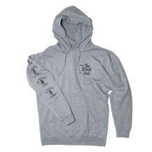 Load image into Gallery viewer, New BombHole Grey Hoodie