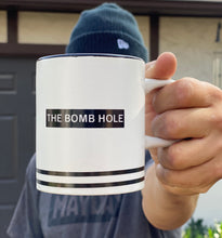 Load image into Gallery viewer, Bomb Hole Mug