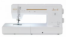 Load image into Gallery viewer, BABYLOCK JAZZ 2 EXTENDED BED QUILTING MACHINE