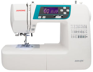 JANOME 2030QDC COMPUTERIZED SEWING MACHINE
