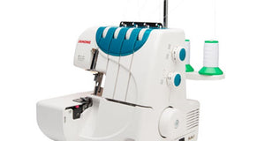 JANOME Four-DLB SERGER OVERLOCK MACHINE