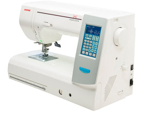 JANOME MC8200QCPSE SEWING & QUILTING MACHINE