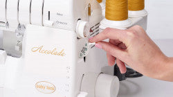 "BABYLOCK ACCOLADE SERGER ""CALL STORE FOR SALE PRICE"""
