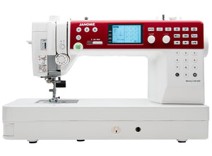 JANOME MEMORYCRAFT MC-6650 SEWING & QUILTING MACHINE
