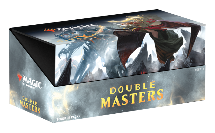 Double Masters Booster Box | Red Claw Gaming