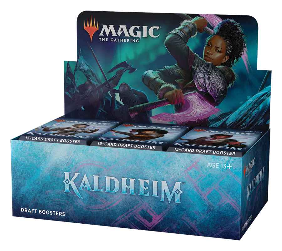 Kaldheim Draft Booster Box | Red Claw Gaming