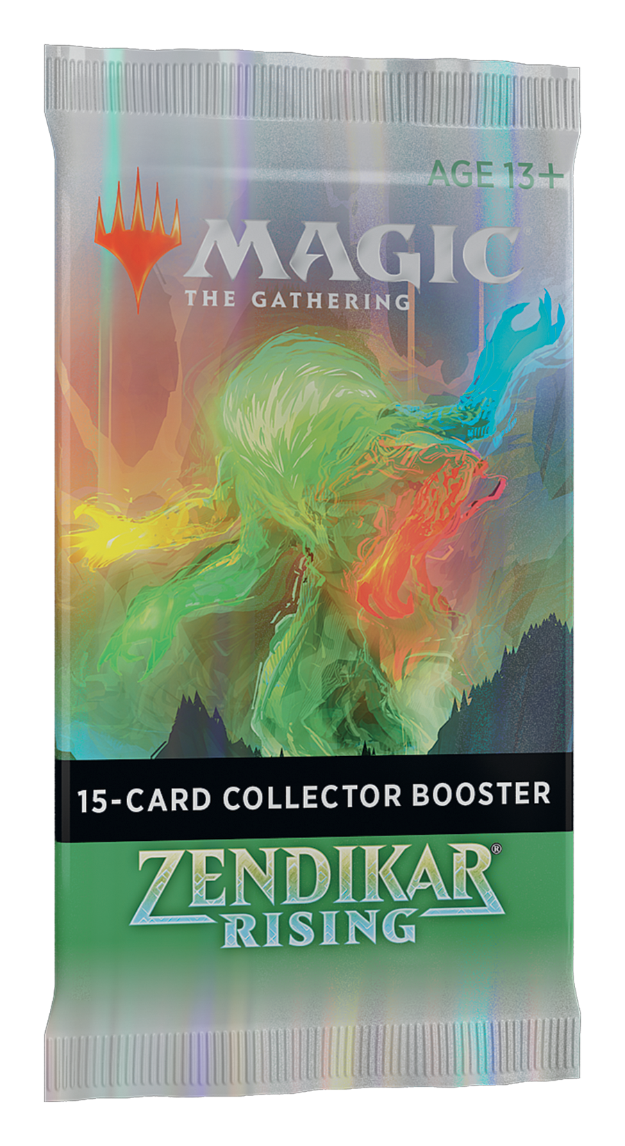 Zendikar Rising Collector Booster | Red Claw Gaming