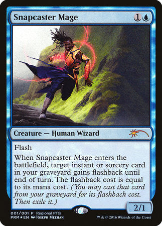 Snapcaster Mage [Pro Tour Promos] | Red Claw Gaming
