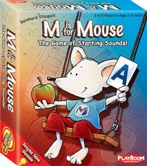M is for Mouse | Red Claw Gaming