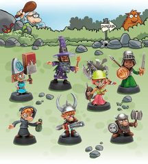 Munchkin Dungeon | Red Claw Gaming
