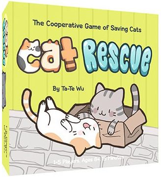 Cat Rescue | Red Claw Gaming