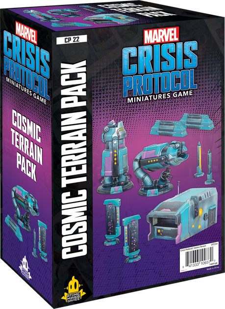Marvel Crisis Protocol Cosmic Terrain Red Claw Gaming Live from the 500 ballroom inside the indianapolis convention center, join ffg head of studio, andrew navaro as he outlines what the next year looks like at fantasy flight games. marvel crisis protocol cosmic terrain