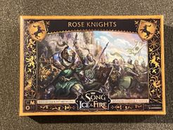 Song of Fire and Ice: Rose Knights | Red Claw Gaming
