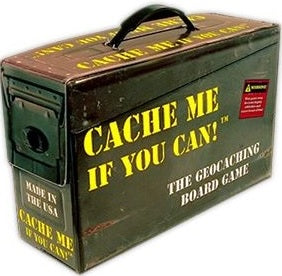 Cache Me If You Can! | Red Claw Gaming