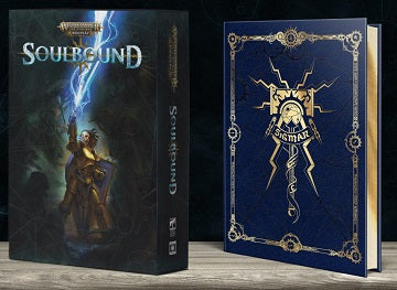 WARHAMMER AGE OF SIGMAR RPG SOULBOUND COLLECTOR ED | Red Claw Gaming