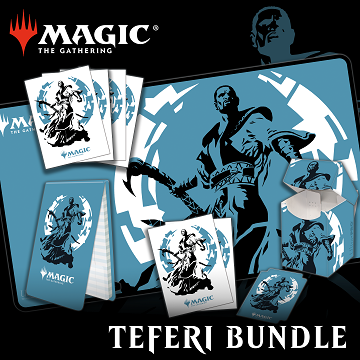 MTG ACCESSORIES BUNDLE TEFERI | Red Claw Gaming