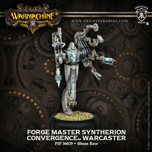 Convergence Forge Master Syntherion | Red Claw Gaming