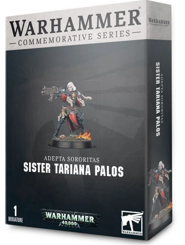 Sister Tariana Palos | Red Claw Gaming