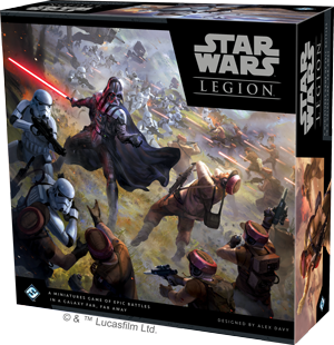 Star Wars Legion Core Set | Red Claw Gaming