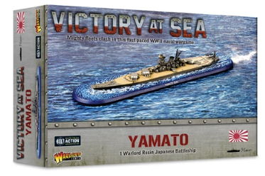 Victory At Sea Yamato | Red Claw Gaming