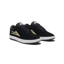 Load image into Gallery viewer, LAKAI FOOTWEAR MANCHESTER XLK BLACK GOLD