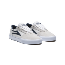 Load image into Gallery viewer, LAKAI FOOTWEAR MANCHESTER WHITE, NAVY