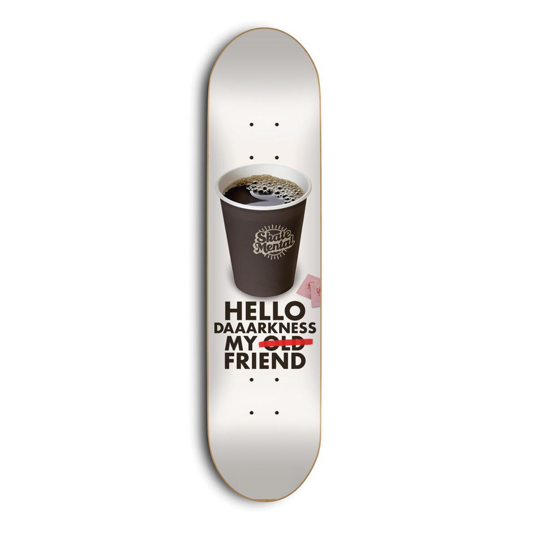 SKATE MENTAL FB MY FRIEND DECK