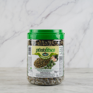 Greci-Pronto Fresco Capers in Salt