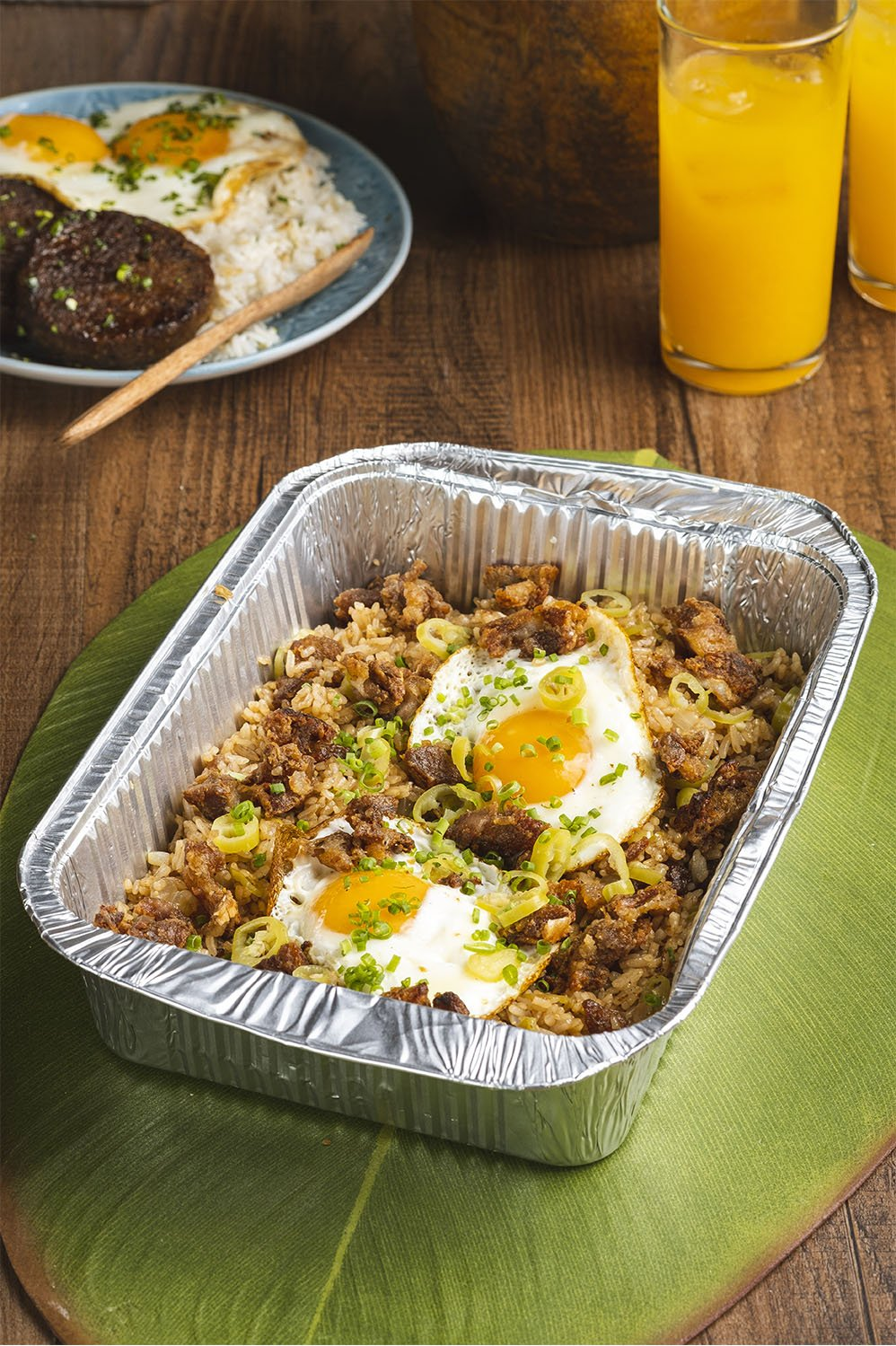 Sisig Rice Bowl
