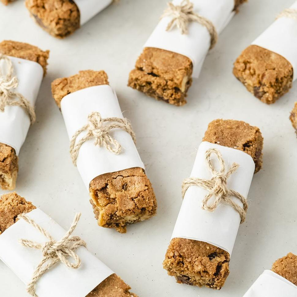 Date Walnut Bars