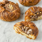 Load image into Gallery viewer, Banana Nutella Danish