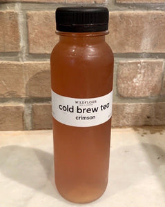 Crimson Cold Brew Tea
