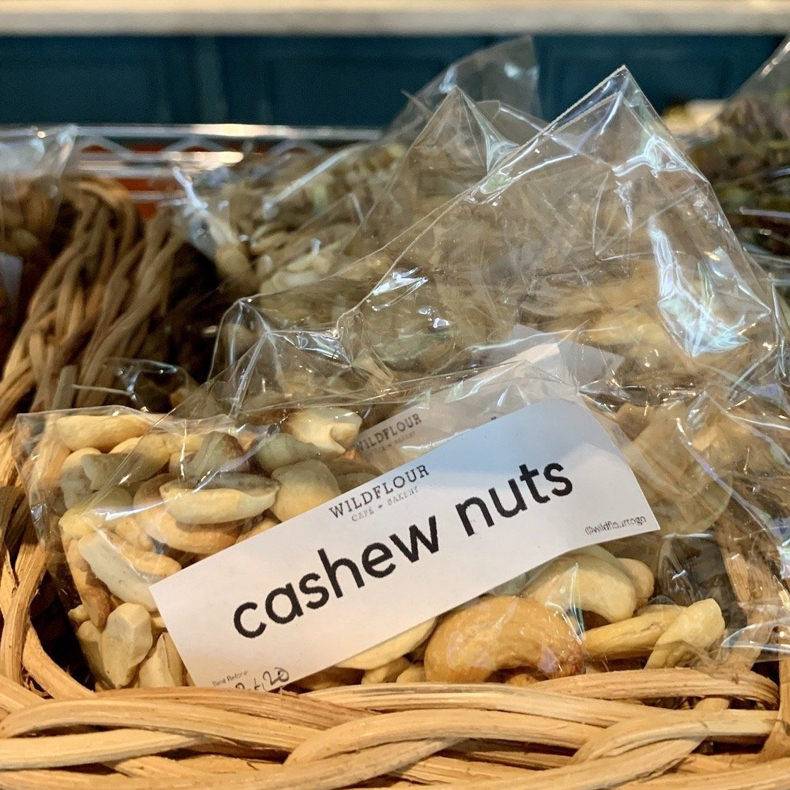 Cashews - Wildflour To-Go
