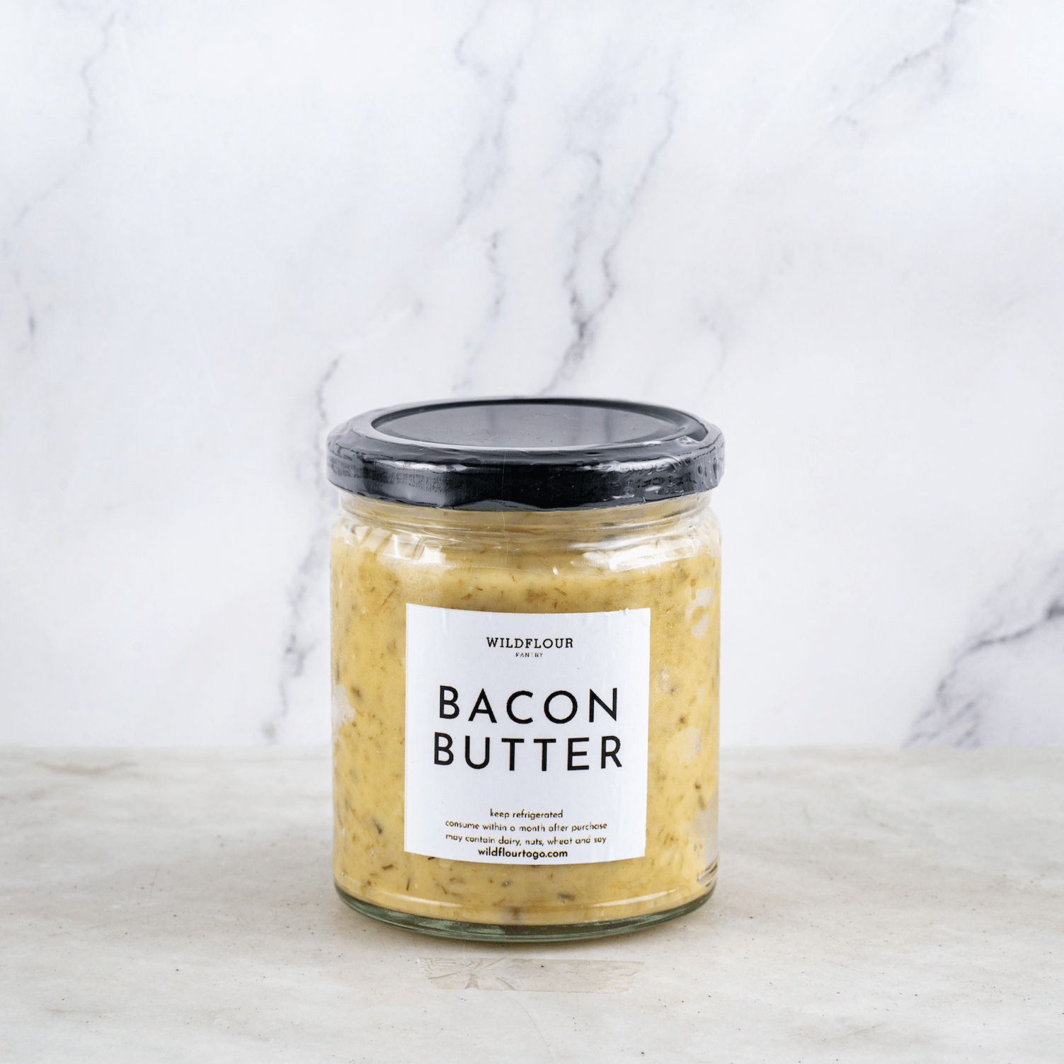 Bacon Butter - Wildflour To-Go