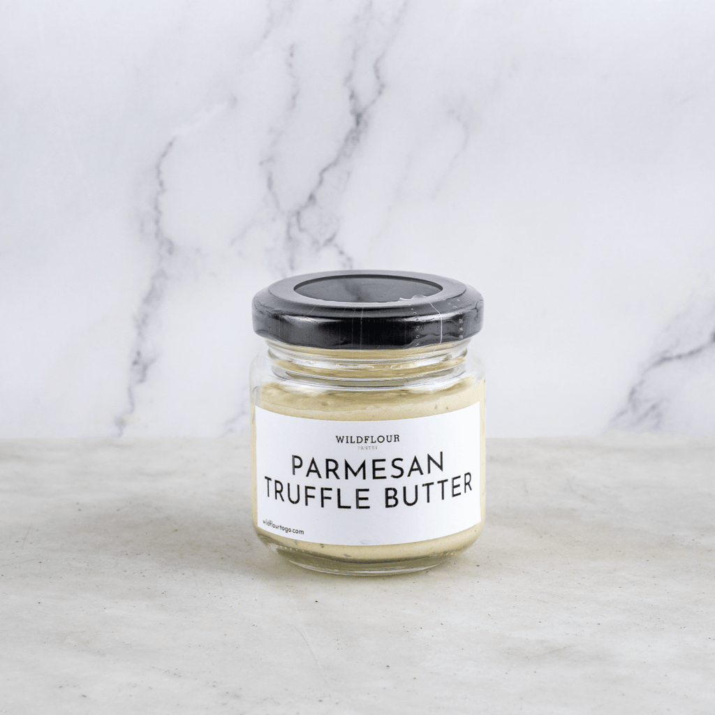 Parmesan Truffle Butter - Wildflour To-Go