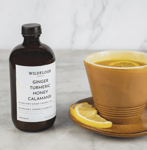 Ginger - Turmeric Mix - Wildflour To-Go